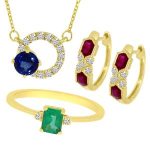 Precious Gem Jewelry