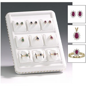 Lightweight Lady Di 9 Piece Precious Display